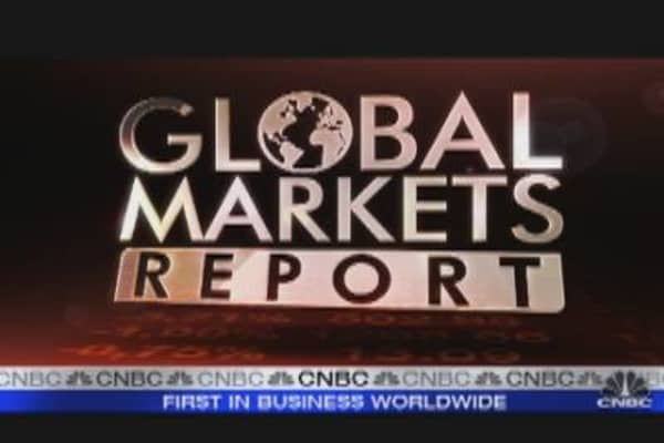 Global Markets Update: Euro Zone Entering Recessionary Territory?