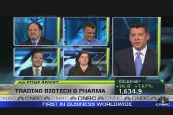 Onyx Pharma CEO's 2012 Plan