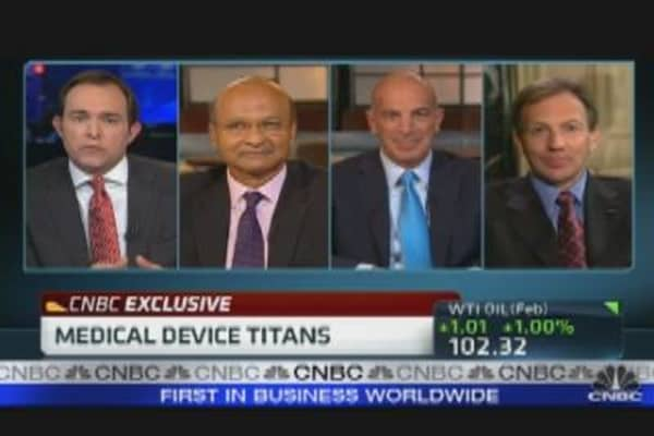 Medical Device Titans on Obamacare