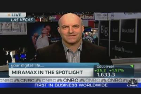 Miramax CEO on Fending Off Apple