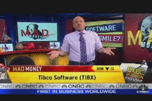TIBCO Software, Left Behind?