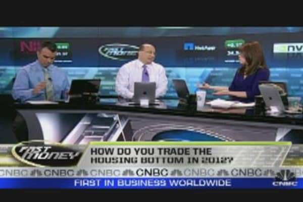 How to Trade the Housing Bottom in 2012