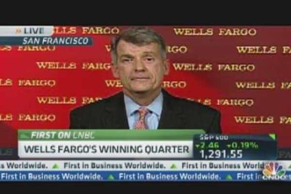 Wells Fargo Q4 Profits Soar 20 Percent