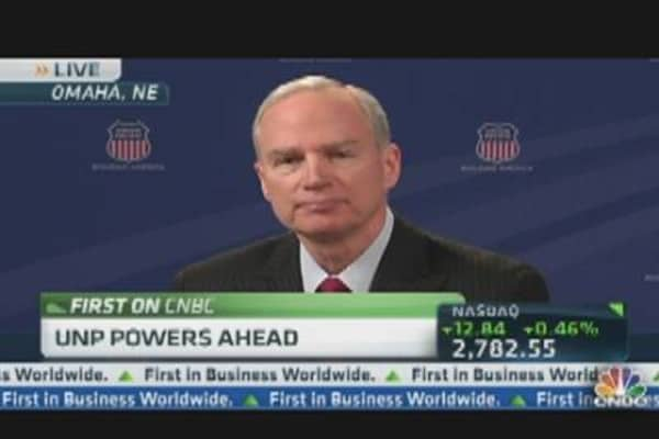 Union Pacific Delivers Record Q4