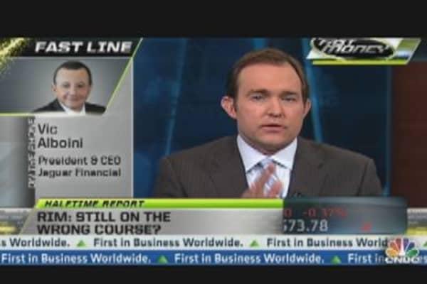 RIM Shareholder Defends CEO Shuffle
