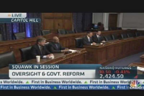 Oversight Committee Members on Housing, Post Office & Consumer Protection