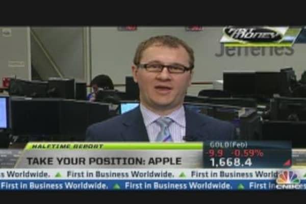 Buy Apple Ahead of Earnings?