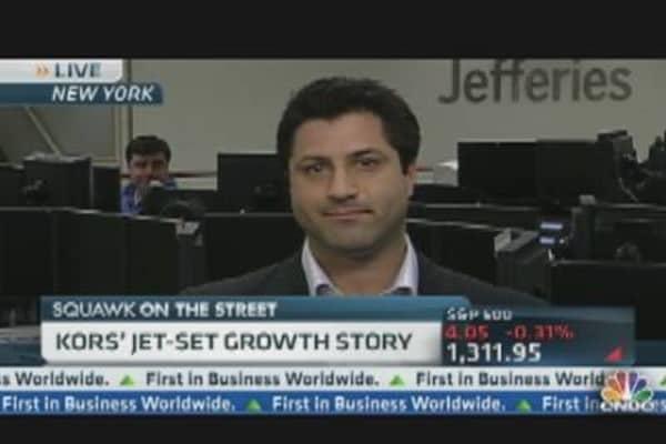 Michael Kors IPO Growth Story