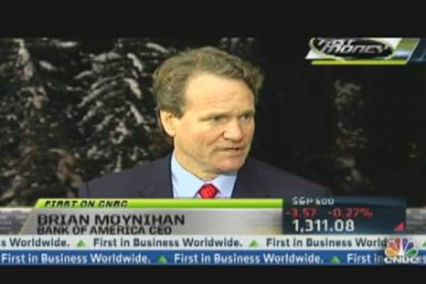 BofA's Moynihan on Capital, Housing