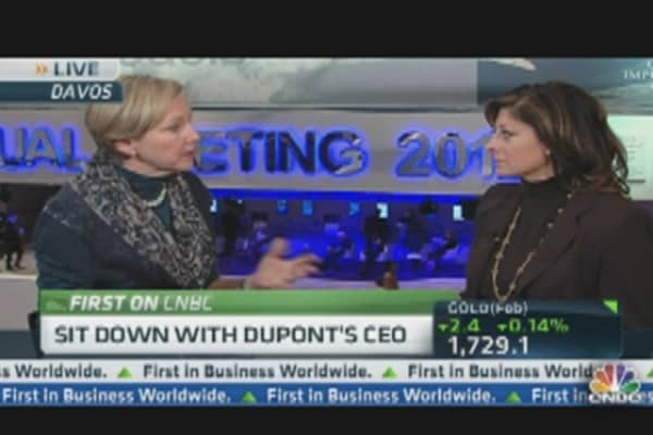 DuPont CEO on Global Growth