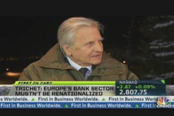 Jean-Claude Trichet: Future of Euro Zone