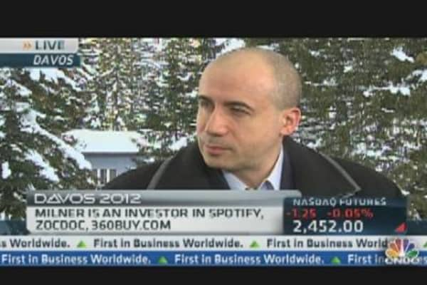 Biggest investor in Facebook on IPO
