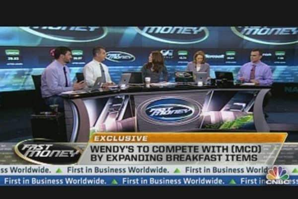 Wendy's CEO on Breakfast & Rebranding