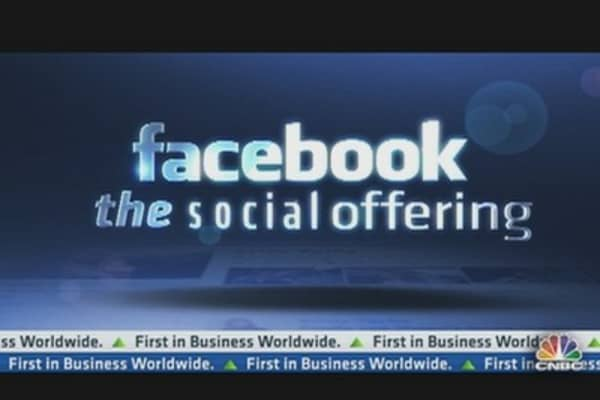 Facebook Finally Files IPO