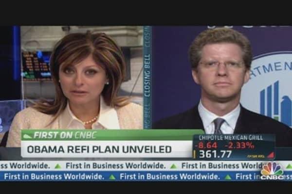 President Obama Refi Plan Unveiled