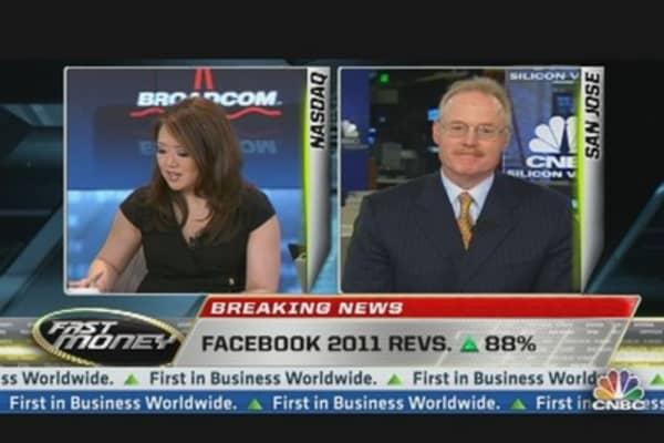 Facebook's Valuation & Metrics