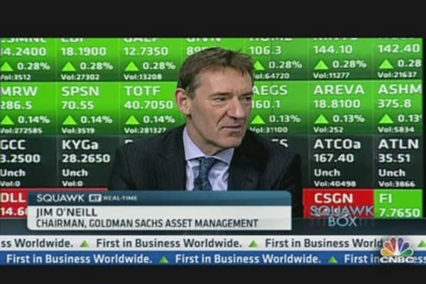 Economy Is Nothing Like 2008: O'Neill