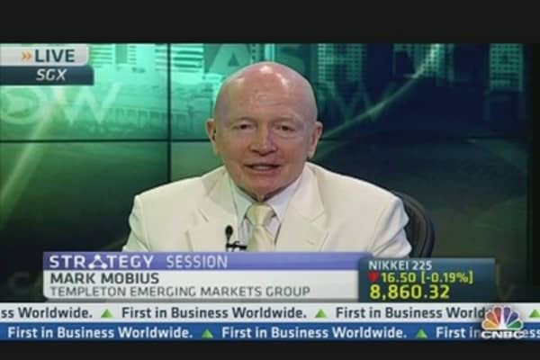 Looking to Invest in Eastern Europe: Mobius