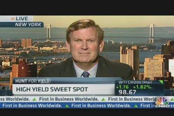 High Yield Sweet Spot