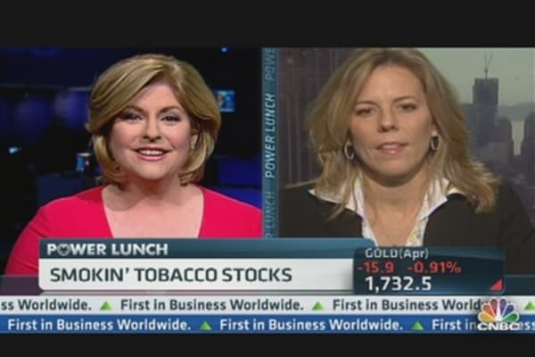 Bullish on Tobacco Stocks: Analyst