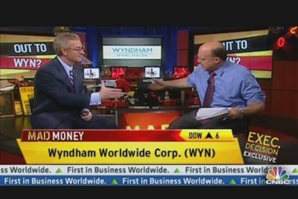 Wyndham CEO Talks Earnings