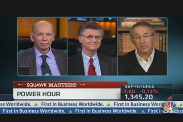 Stocks Are Cheap, Says Ron Baron