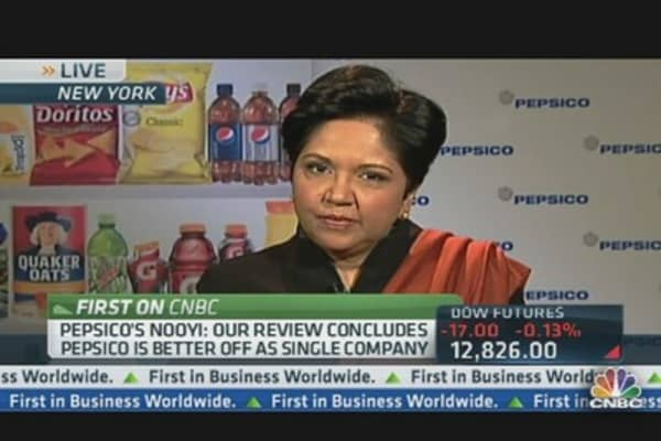 Pepsi CEO on Q4 Earnings