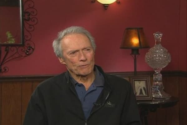 Clint Eastwood Disappointed 'Halftime' Commercial Seen as Auto Bailout Endorsement