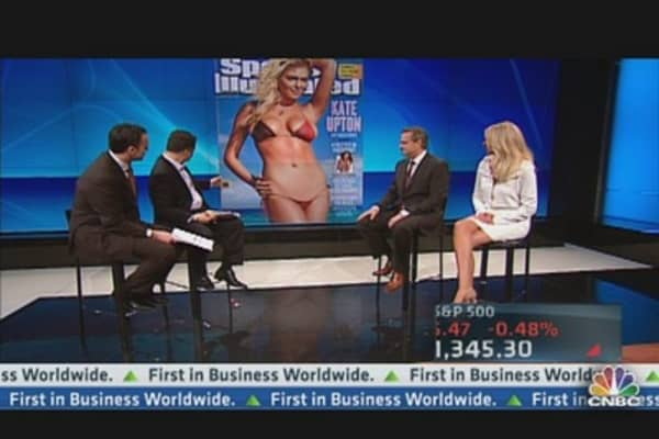 Big Business of Swimwear & Kate Upton