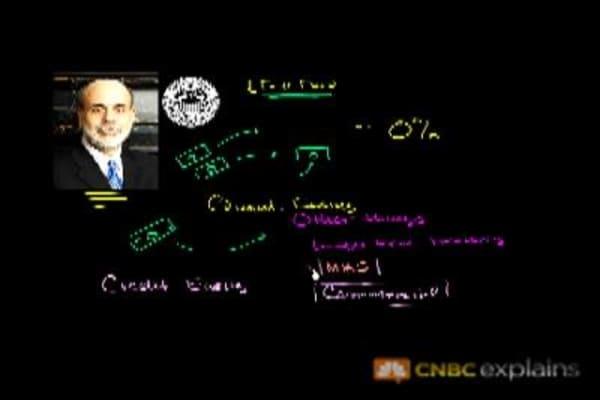 Quantitative Easing: CNBC Explains
