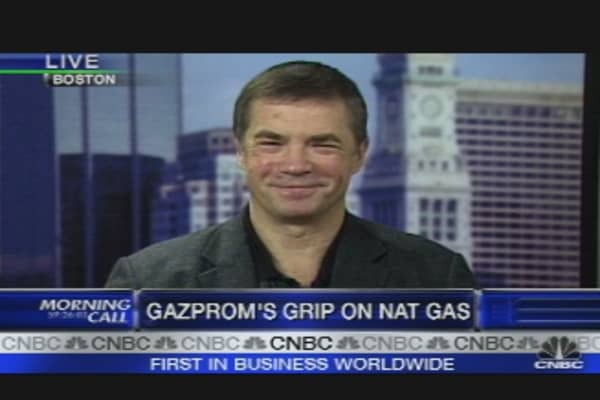 Gazprom's Big Plans
