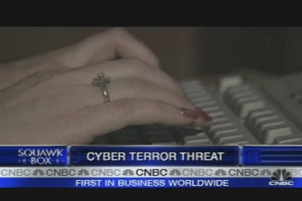 Cyber Terror Threat