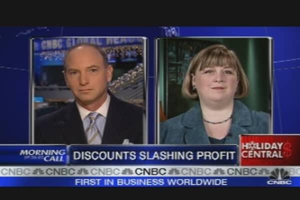 Discounts Slashing Profits