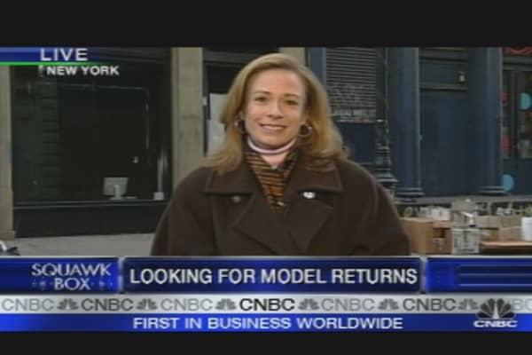 Looking For Model Returns