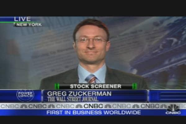Stock Screener: Profit Hazards