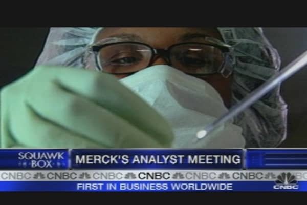 Merck Analyst Meeting