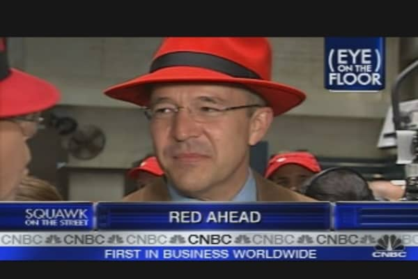 Red Hat Moves to the NYSE