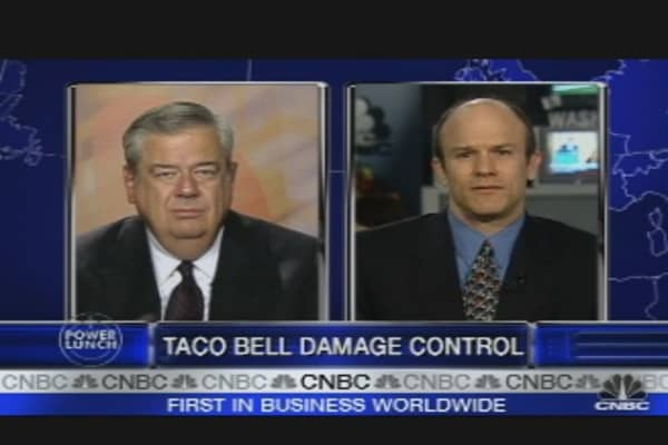 Taco Bell Damage Control