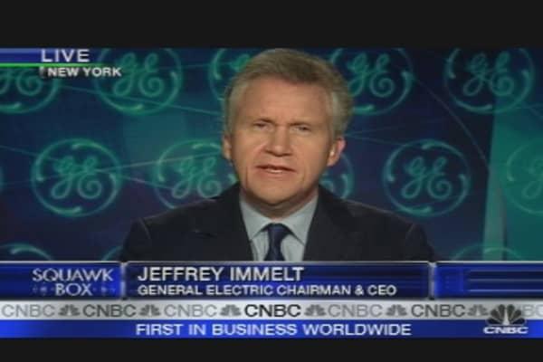 GE's 2007 Outlook, Pt. 1