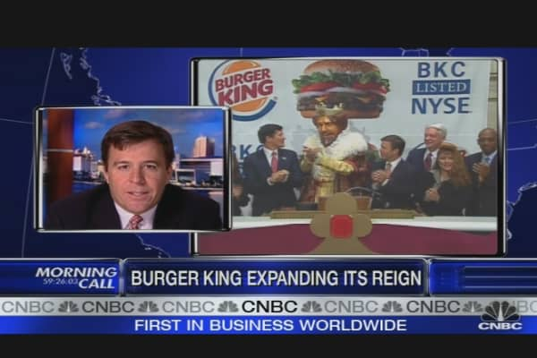 Burger King in Japan