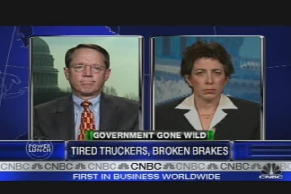 Trucking Regulation