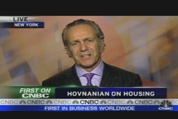 Hovnanian on Housing