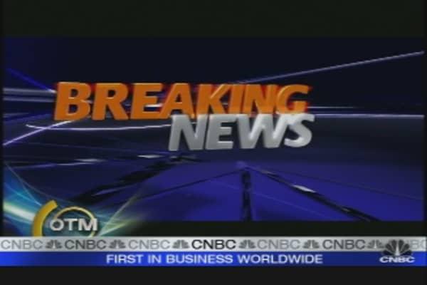 Breaking News: Goldman's Parachute