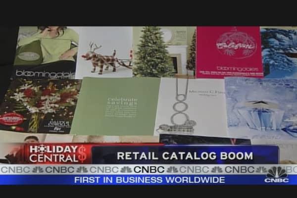 Retail Catalog Boom