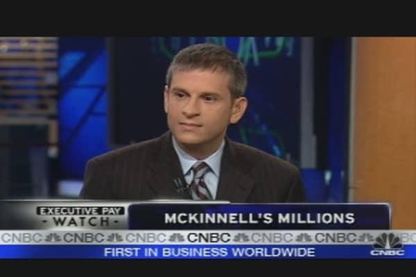 McKinnell's Millions