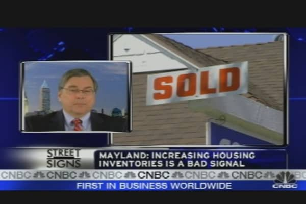 Housing: Major Depressant in '07