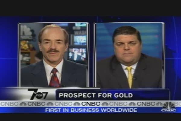 Prospect for Gold
