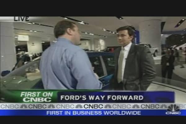 Ford's Way Forward