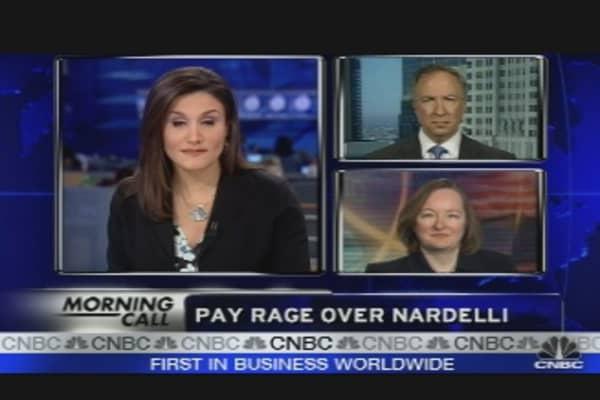 Shareholders vs. Nardelli
