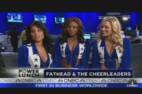 Fathead & The Cheerleaders